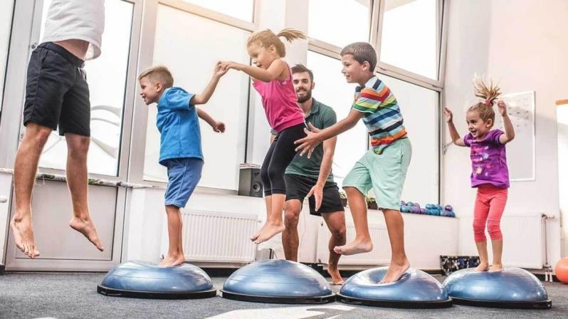Medicina Esportiva Infantil Local Itaim Bibi - Medicina Esportiva Hipertrofia